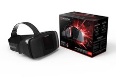 Homido V2 Virtual Reality Headset Review - Virtual Reality hotspot