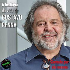 Conheça a história de GUSTAVO PENNA. Contada por ele mesmo.  E veja como um estudante que sempre repetia de ano em matemática se tornou um dos maiores arquitetos do mundo!   Acesse: www.reinflexoes.com.br