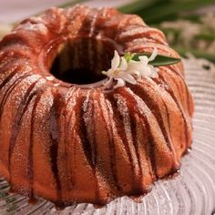 Márványos kevert kuglóf Recept képpel - Mindmegette.hu - Receptek Savarin, Doughnut, Desserts, Food, Cooking, Tailgate Desserts, Deserts, Essen, Postres