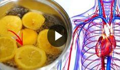 Faites bouillir les citrons et buvez le liquide au réveil à jeun, vous serez surpris par les effets !