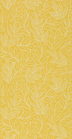Laurus Saffron FSC certified Printed in the UK Size: 52 cm × 10 metres / 11 yd × 20 in Finish: Matt Yellow wallpaper Source by nailartpro wallpaper Iphone Wallpaper Herbst, Iphone Wallpaper Yellow, Wallpaper Free, Iphone Background Wallpaper, Pastel Wallpaper, Aesthetic Iphone Wallpaper, Screen Wallpaper, Aesthetic Wallpapers, Fabric Wallpaper