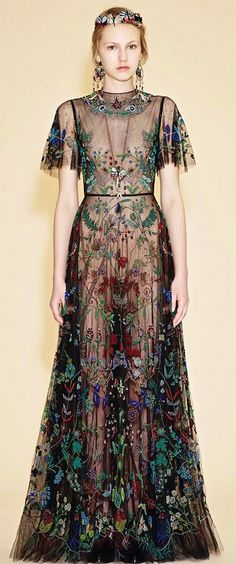 Valentino, 2016 - refined, sumptuous glamour.