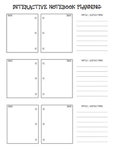 Good templates on this page, too. School of Fisher: Interactive Notebook Planning! Interactive notebooks have saved my math and science teaching! Interactive Student Notebooks, Science Notebooks, Math Notebooks, Teacher Organization, Teacher Tools, Math Teacher, Teacher Stuff, Teacher Resources, Science Classroom