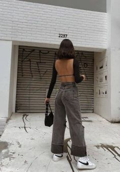 Retro Outfits, Cute Casual Outfits, Summer Outfits, Looks Street Style, Looks Style, 40s Mode, Mode Hipster, Looks Teen, Look Fashion