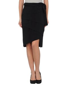 Aquilano-rimondi Women - Skirts - Knee length skirt Aquilano-rimondi on YOOX