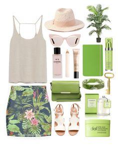 """Palm trend"" by irina-ny on Polyvore"