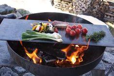 Teppanyaki, Outdoor Kitchen Grill, Barbecue, Office Decor, Backyard, House Design, Foyer, Outdoor Decor, Recipes