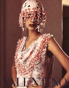 Valentino, Spring/Summer 1992 Model: Christy Turlington