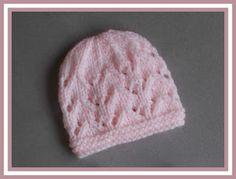 Marianna's Lazy Daisy Days: Little Bibi - Preemie Baby Jacket & Hat