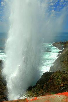 La Bufadora ~ Ensanada, Baja California. Worlds largest ocean blow hole http://www.findinghomesinlasvegas.com. Keller Williams Las Vegas & Henderson, NV.