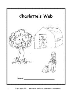 Charlotte's Web ideas or something you could do with