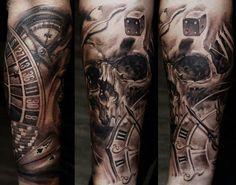 Tattoo Artist - Dmitriy Samohin | Tattoo No. 6270
