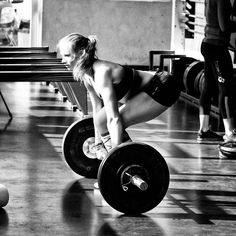 <3 deadlifts, everyone should be doing them for a ripped up core and back. Burn a TON of fat too.