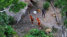 Una tribu aislada de Brasil sale al mundo por primera vez – RT