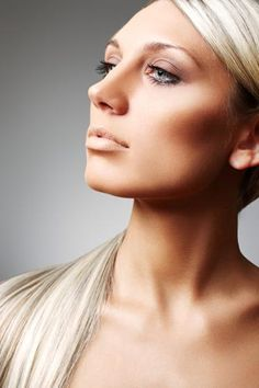 In case you've always wanted perfect cheekbones a slimmer nose. Learn how to contour your face.