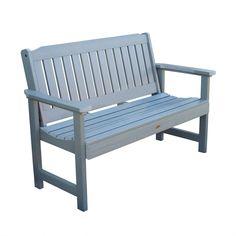 Oxford Plastic Garden Bench