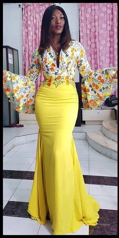 African Attire, African Wear, African Women, Hijab Fashion, Fashion Outfits, African Lace Dresses, African Print Clothing, African Fashion Ankara, African Traditional Dresses