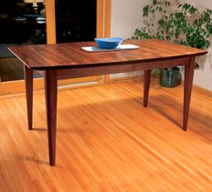 Dining Table Woodworking Plans   Modern Design Project   HANDY Magazine