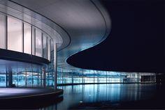 McLaren Technology Centre, Woking, United Kingdom