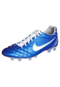 TIEMPO FLIGHT - Noppen voetbalschoenen - Blauw