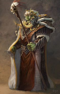 Art featuring fantasy orcs of all sorts. Character Inspiration, Character Art, Character Design, Character Ideas, Fantasy Races, Fantasy Rpg, Dnd Characters, Fantasy Characters, Dnd Monsters