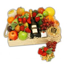 Buy Online Gift Hampers and Baskets for all occasions- Hamper House Australia Fruit Hampers, Gift Hampers, Gift Baskets, Birthday Hampers, Fruit Gifts, Christmas Hamper, Online Gifts, Wine, Food