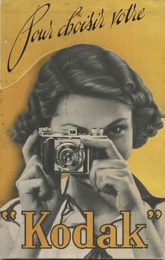 : Interesting Photos of Catalog Kodak Covers through the Years