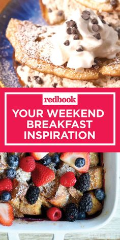 40 Weekend Breakfast Ideas That Put Omelets and Pancakes to Shame  - Redbook.com