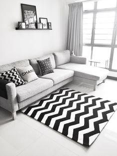 Scandinavian Home Inspiration by Hellojennn.com | HDB | Singapore