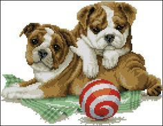 cães Cross Stitch Alphabet, Cross Stitch Animals, Cross Stitch Patterns, Pet Dogs, Dog Cat, Pet Dragon, Dog Pattern, Cross Stitching, Pixel Art