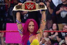 sasha banks women's champion