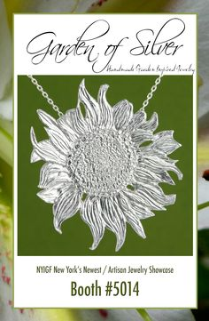 Garden of Silver Jewelry Blog