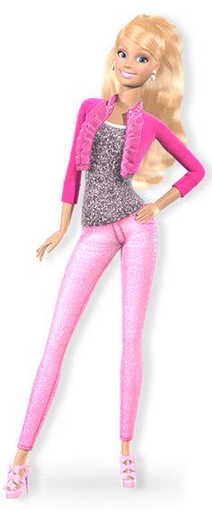 Transparentes Barbie dibujos  marcos de fotos  Pinterest