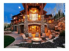 This remarkable home rests atop Deer Valley in the exclusive and privately gated, ski-in/ski-out community of Red Cloud. One of only 30 home sites in Red Cloud, this 9,600+ square foot home is nestled along the Blue Bell ski trail. Great attention to detail and superior finishes throughout make this eight bedroom, 11 home a skier s paradise. Special features include: Gourmet kitchen with Wolf range, elevator, ski prep room, exercise room, home theater, game room, bar, cigar room, wine cellar…
