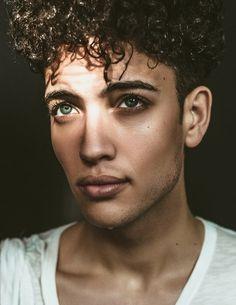 Anthony White at New York Models by Casey Vange
