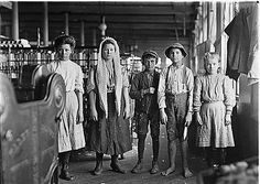 Young Textile workers in Mississippi ,c 1911