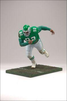 Reggie White (Philadelphia Eagles) NFL Legends Series 3 McFarlane