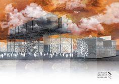 """Popatrz na mój projekt w @Behance: """"LONDON INTERNET MUSEUM"""" https://www.behance.net/gallery/50934357/LONDON-INTERNET-MUSEUM"""