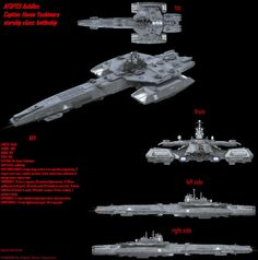 On Starmade we have many Deadelus Battle Cruisers and a few Ancient and G'ould ships. Stargate Movie, Stargate Ships, Stargate Atlantis, Space Ship Concept Art, Robot Concept Art, Concept Ships, Spaceship Art, Spaceship Design, Stargate Universe