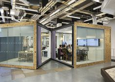 airbnb office airbnb cool office design train tracks