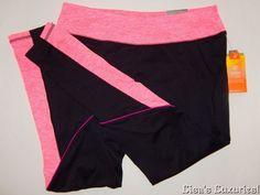 NWT Women's  Performance Fitted Running Pants L Tek Gear Warm Tek #TekGear #PantsTightsLeggings