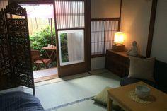 Airbnb: Simple Kyoto Machiya House in Kyōto-shi