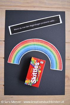 wenn buch - wenn du mal den regenbogen schmecken willst -bastelanleitung 000082