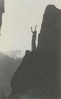 Anne Brigman    Incantation, 1905    Gelatin silver print    From Women's Camera Work: Self/Body/Other in American Visual Culture