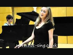 Master Classes, Rosalind Plowright,Vocal technique UK Opera singing lesson. Master classes are a great way for students to analyse, relate, evaluate, and reflect