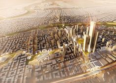 Vision of new Egyptian capital for seven million people unveiled.