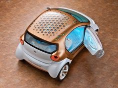 Smart forvision Concept 2011 poster, #poster, #mousepad, #Smart