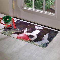 Custom Pet Photo Doormat