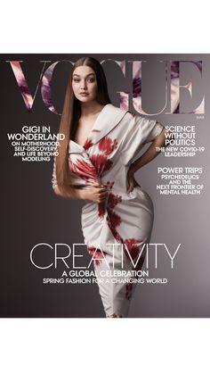 Vogue Covers, Vogue Magazine Covers, Vogue China, Spring Fashion, High Fashion, Milan Fashion, Leadership Models, Mode Editorials, Vogue Us