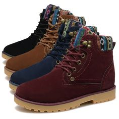 Cheap shoes women boot, Buy Quality shoes cowboy boots directly from China shoe department boots Suppliers: 2014 Brand Cotton Winter snow boots women platform fashion boot flat heels ankle boots for women sports shoes Keep warmU